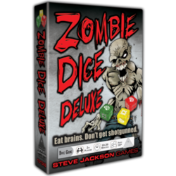 Cover for Zombie Dice Deluxe